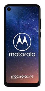 Moto One Vision 128gb Cam 48mp 4gb Ram Tela 6,3 Dual Vitrine
