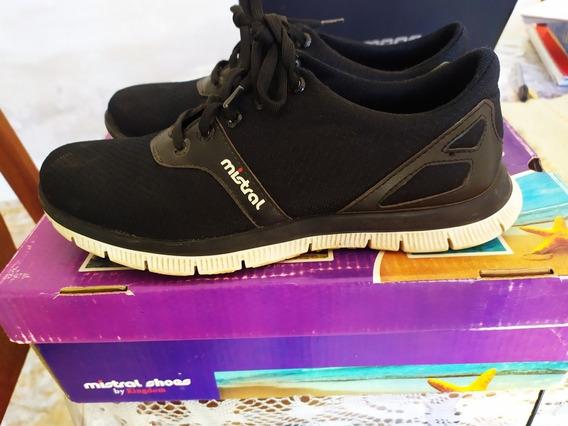 Zapatillas Mistral Venecia N°39. Nuevas