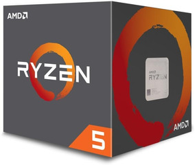 Processador Amd Ryzen 5 2600 Six-core Cache 19mb 3.4ghz Am4