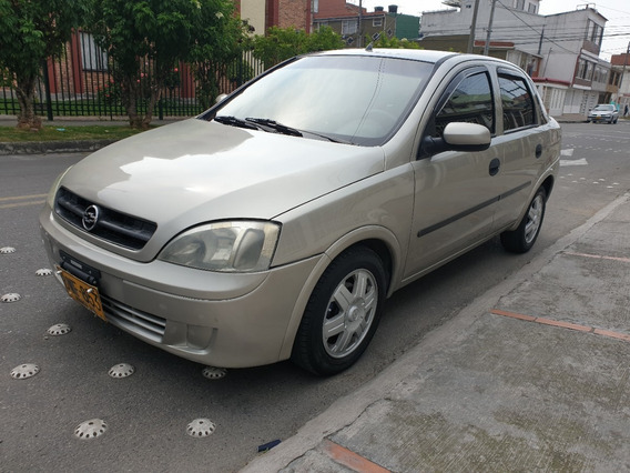 Chevrolet Corsa Evolution 4p Aa 1.4l Fe 2006