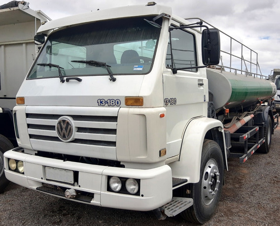 Vw 13180 Tanque Pipa 10.000l Ano 2001