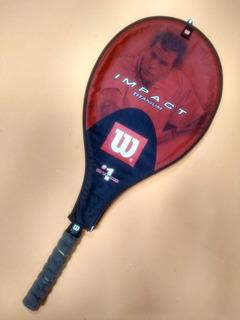 Raqueta Wilson Impact Titanium Soft Shok