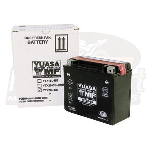 Bateria Yuasa Ytx20lbs