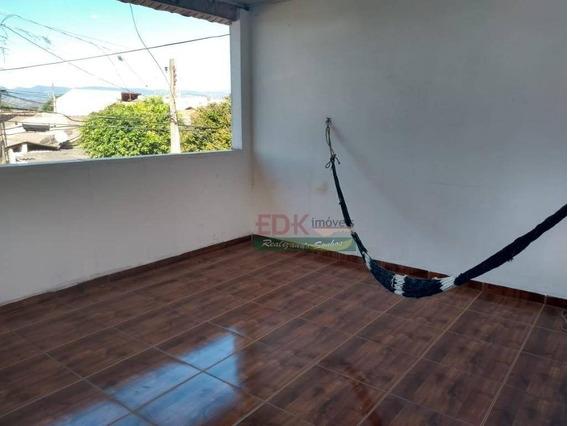 Sobrado Com 3 Dormitórios À Venda, 100 M² Por R$ 260.000,00 - Residencial Vale Das Acácias - Pindamonhangaba/sp - So0511