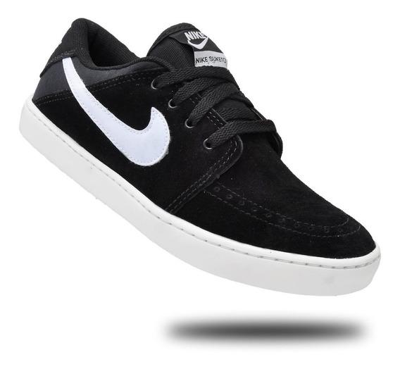 Tênis Nike Sb Suketo Leather C.baixo + Frete Grátis