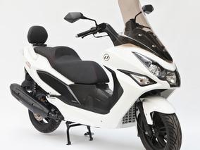 Scooter Daelim S3 250 Advance 2019 0km - Made In Korea 250cc