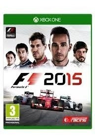 Xbox One - F1 2015 *lacrado*
