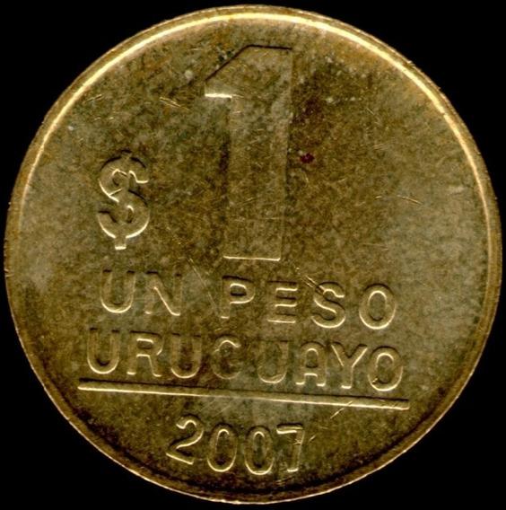 Spg Uruguay 1 Peso 2007