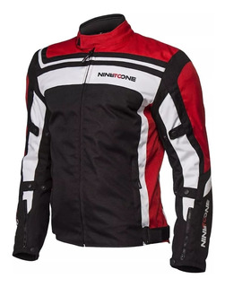 Campera Moto Cordura Nine To One Fuse Protección