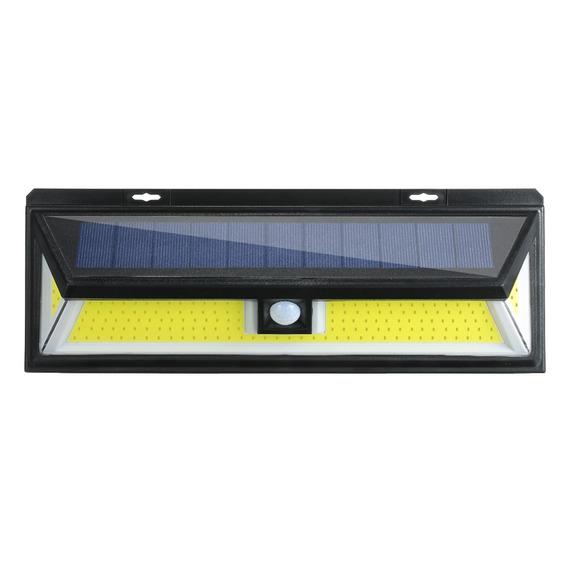 Luzes Solares Prova D 'gua Cob Pir Sensor De