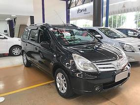 Nissan Grand Livina Sl 1.8 Flex Autom. 7 Lug