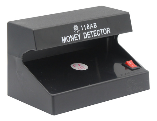 Detector Identificador Uv Teste Notas Cedulas Dinheiro Falso