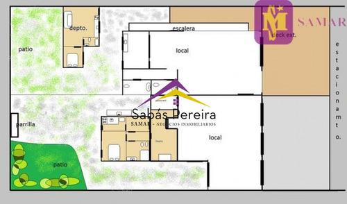 Imagen 1 de 4 de Local En La Barra, La Barra | Samar Ref:38154- Ref: 38154