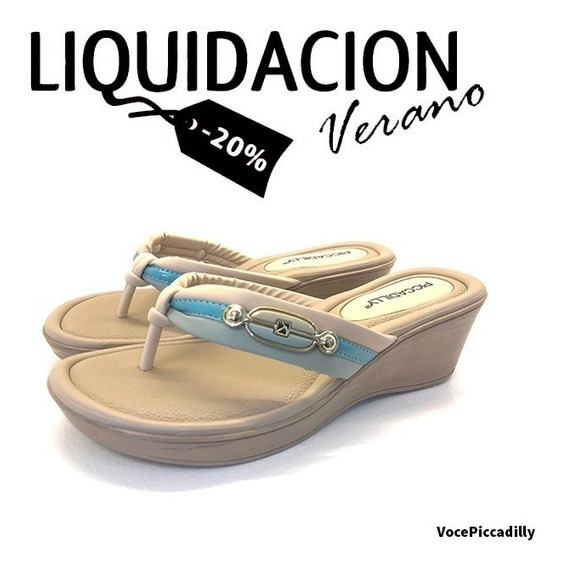 Sandalias Piccadilly Mujer Plataforma 540261 Vocepiccadilly