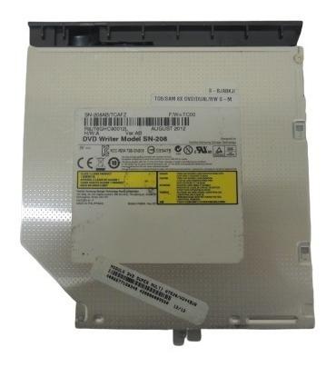 Gravador De Dvd Rw Sn-208 Para O Notebook Itautec A7520