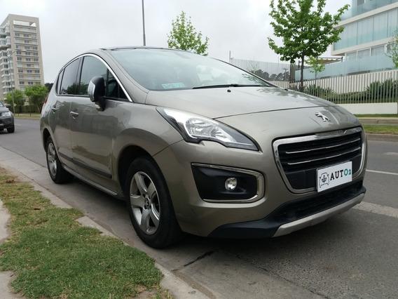 Peugeot 3008 2015, 1.6 Hdi Alluren