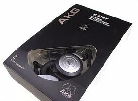 Fone De Ouvido Ak G K414p - K414 Profissional - Id1983