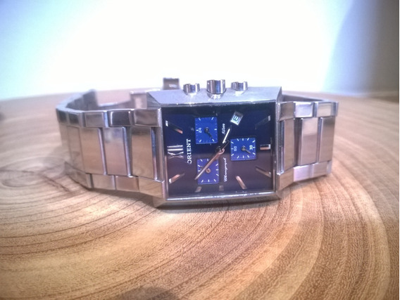 Relógio Orient De Luxo