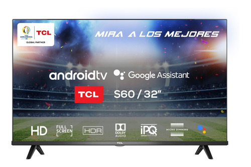 Smart Tv 32 Tcl 32s60 Android Hd