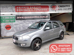 Fiat Palio 1.4 Weekend Attractive 2011 Rpm Moviles