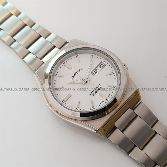 Relógio J.springs By Seiko Beb518s Automático