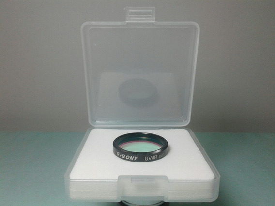Filtro Uv/ir Cut 1.25