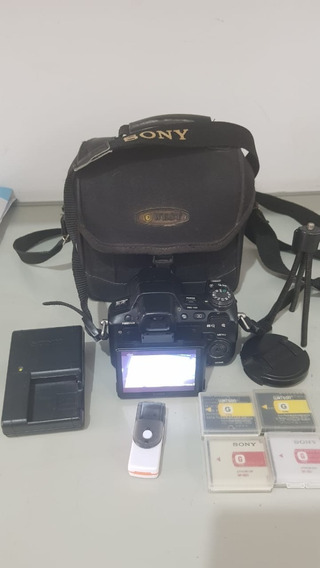 Máquina Fotográfica Digital Sony Dsc-h50