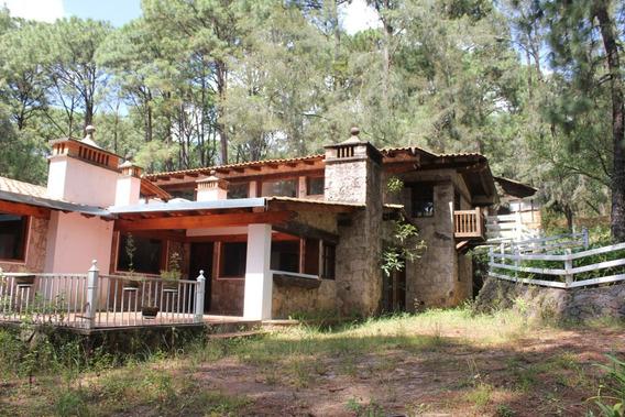Cabaña Mazamitla, Fracc. Los Cazos