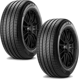 2 Llantas 225/55r17 Pirelli Cinturato P7 All Season Plus Zt