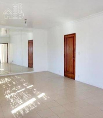 Apartamento Com 4 Dormitórios À Venda, 185 M² Por R$ 1.100.000 - Icaraí - Niterói/rj - Ap1950