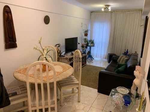 Imagem 1 de 12 de Apartamento Com 2 Dormitórios À Venda, 70 M² Por R$ 350.000 - Alto Da Mooca - São Paulo/sp - Ap0268