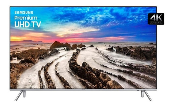 Smart Tv Led 65 Polegadas Samsung 65mu7000 Smart Tizen 4 Hdm