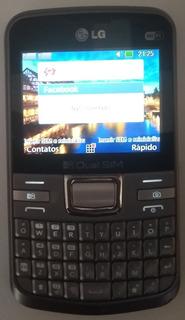 LG C199 Raro 2chips Antena Wifi Nacional - Pronta Entrega