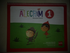Coleção Alecrim 1 - Educação Infantil