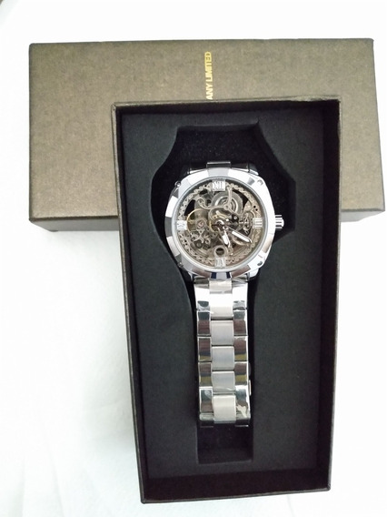 Relógio Winner Skeleto