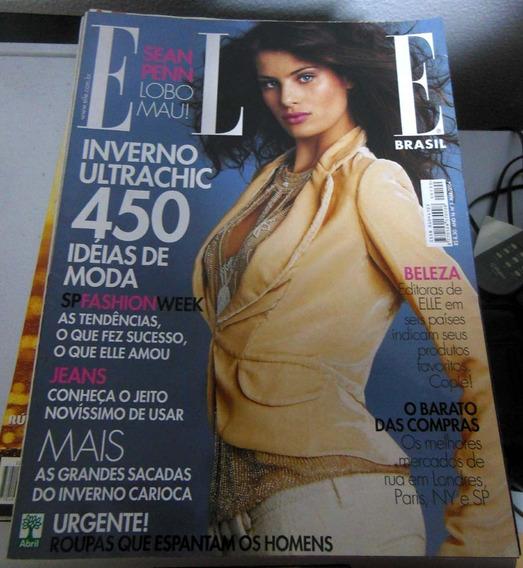 2 Revistas Elle Brasil 190 191 Isabelli Fontana Fernanda Tav