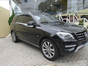 Mercedes-benz Ml 350 3.5 Blueefficiency Sport 4x4 V6 Gasolin