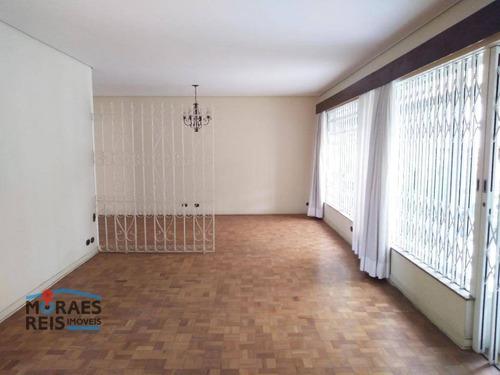 Vendo Casa Sem Escadas 4 Quartos #brooklin Velho #sonia Ribeiro - Ca0929