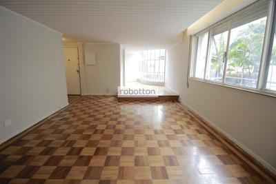 Apartamento Com 3 Dormitórios E 130m² Jardim Paulista - Rb11184