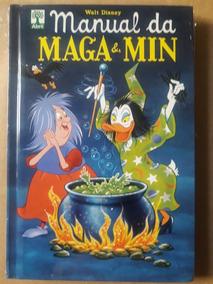 Livro De Magia - Manual Da Maga E Min