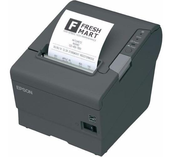 Impressora Térmica Com Guilhotina Tm-t20 Epson Para Nfc-e