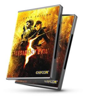 Resident Evil 5 Edición Oro - Juegos Pc
