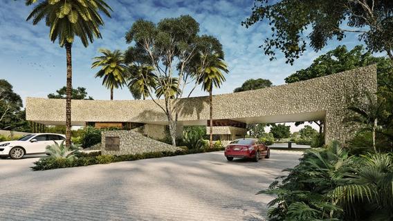 Lotes En Mérida En Club De Golf Con Financiamiento