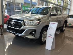 Toyota Hilux 4x4 O 4x2 Anticipo Y El Resto En Cuotas