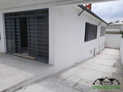 Casa 207m² Bairro Jardim - Santo André / Sp - Abca0103