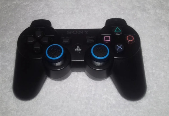 Controle Ps3 Dualshock3 Sixaxis * Leia*
