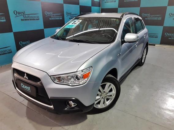 Mitsubishi Asx 2.0 16v 4x4 160cv Aut. 2011/2012