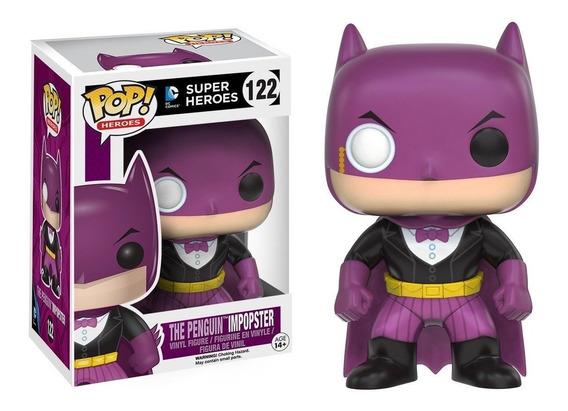 Funko Pop Heroes Impopster - Batman / Penguin #122