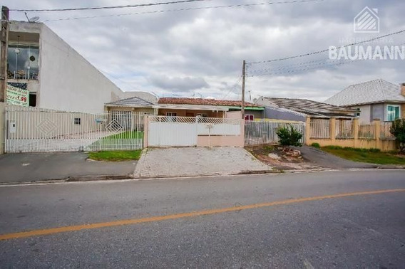 Casa 3 Dormitórios À Venda, 100 M² R$ 280.000 - Passauna - Araucária. - 49174