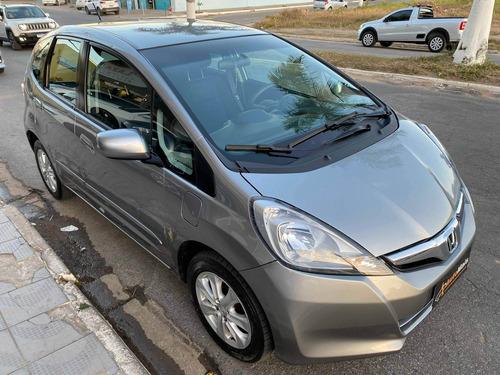 Imagem 1 de 13 de Honda Fit 1.4 Lx 16v Flex 4p Automático